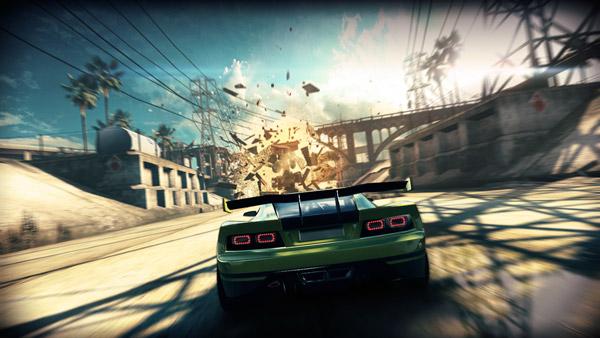 Split/Second, descarga gratis la demo para Xbox 360 y desde el 5 de mayo en PlayStation 3