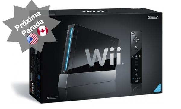 Nintendo Wii Negra podría llegar durante el mes de mayo de este año