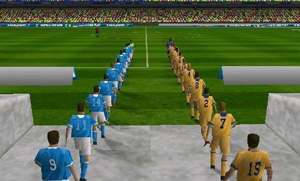 Copa Mundial de la FIFA Sudáfrica 2010, iPhone tampoco falta a la cita del fútbol mundial