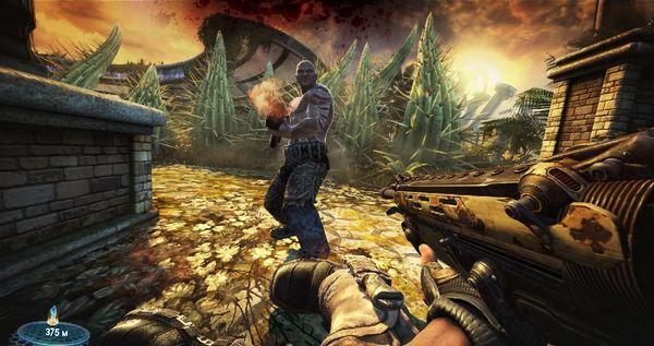 BulletStorm, primer trailer del próximo shooter en primera persona de Epic y Electronics Arts