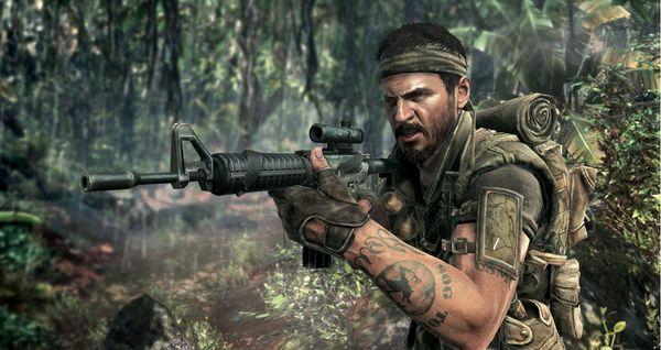 Call Of Duty: Black Ops, Activision muestra nuevas imágenes de este juego de disparos