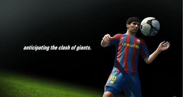PES 2011, Primer trailer y detalles del próximo simulador de fútbol de Konami