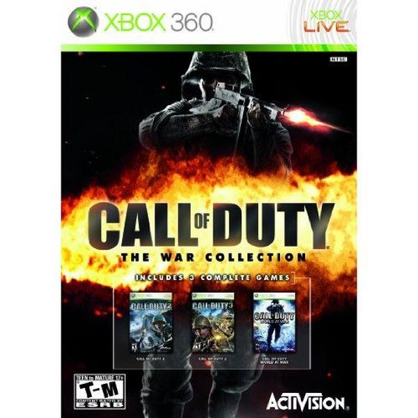 Call of Duty:The War Collection, Activision lanzará un recopilatorio de este famoso shooter