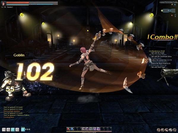 Divine Souls, un juego de rol online masivo con acción al estilo God of War
