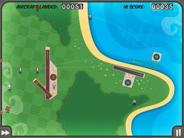 Flight Control, este famoso juego de iPhone llegará a Nintendo Wii