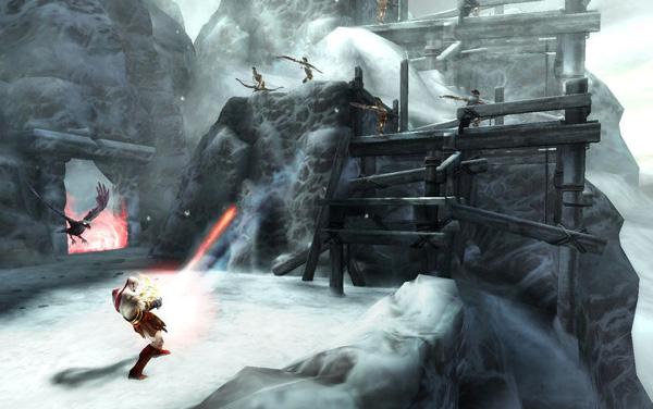 God of War: Ghost of Sparta en PSP, nueva entrega de God of War para la portátil de Sony