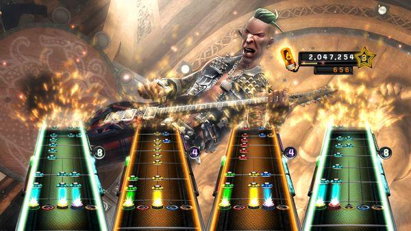 Guitar Hero 5 y Band Hero, llegan nuevas canciones para estos juegos musicales