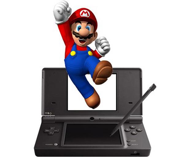 Nintendo 3DS, Nintendo registra varias marcas y nombres con 3DS, como 3DSWare