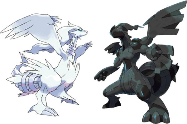 Pokemon Blanco y Negro, nuevos Pokemon legendarios para la próxima