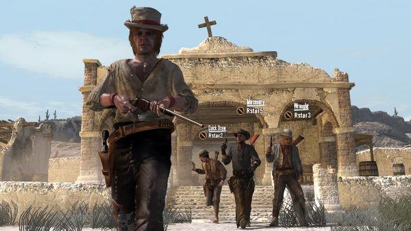 Red Dead Redemption, RockStar anuncia contenido descargable gratis en Junio
