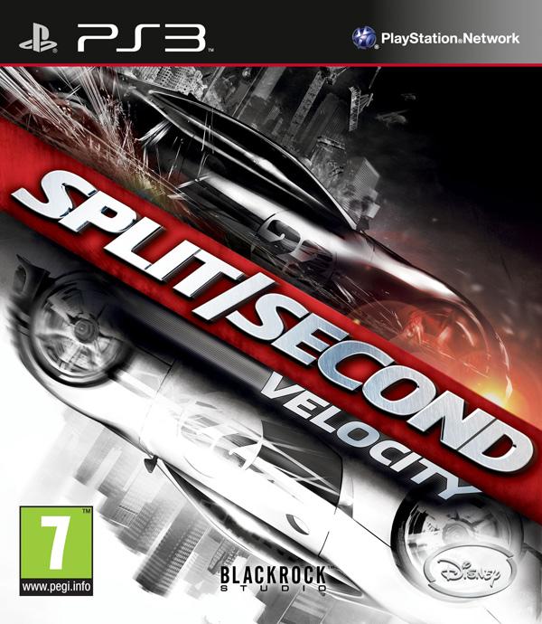 Split/Second: Velocity, aterriza el nuevo juego de trepidantes carreras de coches de Disney