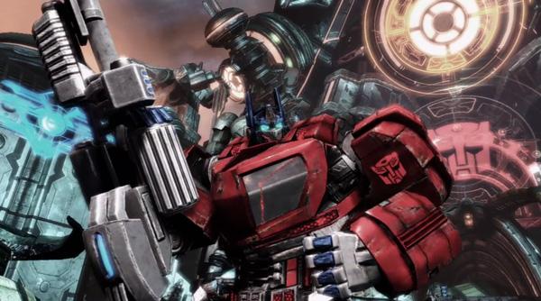 Transformers: La Guerra por Cybertron, Xbox 360, PS3 y PC, nuevas imágenes del juego