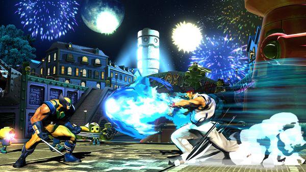 Marvel vs Capcom 3: Fate of Two Worlds, primeras imágenes de este juego de lucha