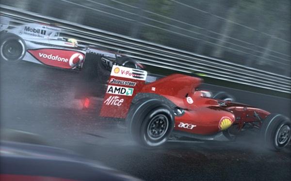 F1 2010, Codemasters muestra cómo funcionará el sistema de climatología del juego de Formula 1