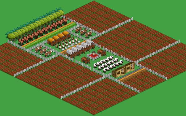 FarmVille, cómo ampliar la granja