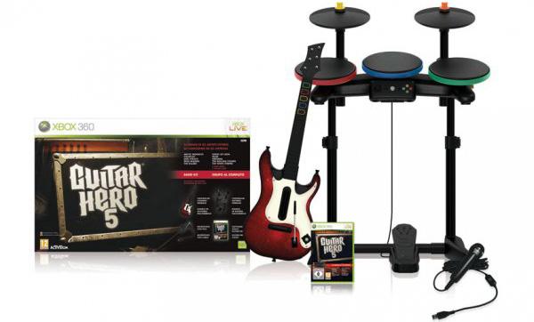 Guitar Hero 5 Superbundle – A Fondo, análisis y opiniones