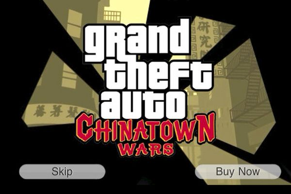 GTA: Chinatown Wars, descarga gratis la demo de este juego para iPhone y iPod Touch