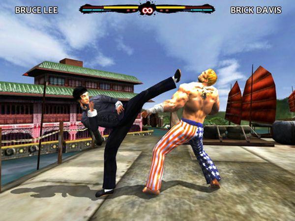 Bruce Lee: Dragon Warrior HD, emula al Pequeño Dragon en este juego de lucha para iPad