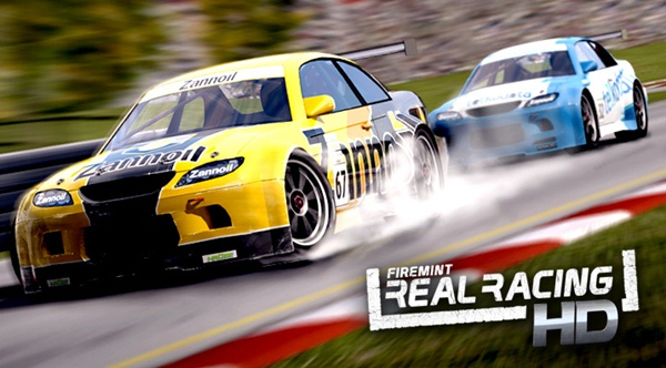 Real Racing HD, el simulador de carreras de coches para el iPad de Apple