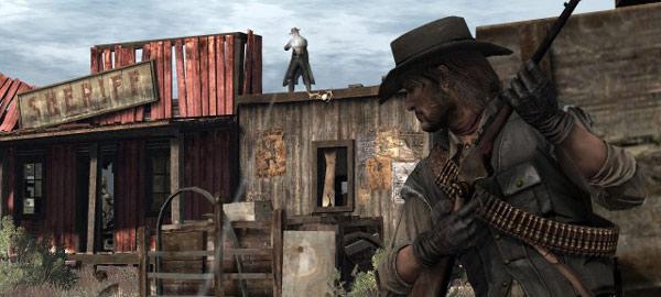 Red Dead Redemption, el corto del videojuego en la Fox