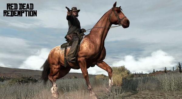 Red Dead Redemption, trailer de lanzamiento de este western de acción