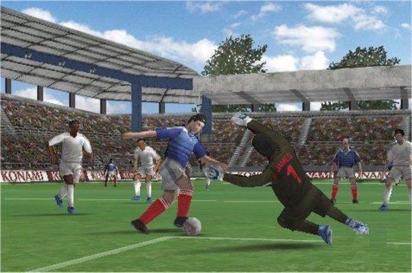 PES 2010, el fútbol de Konami llegará a iPhone en junio