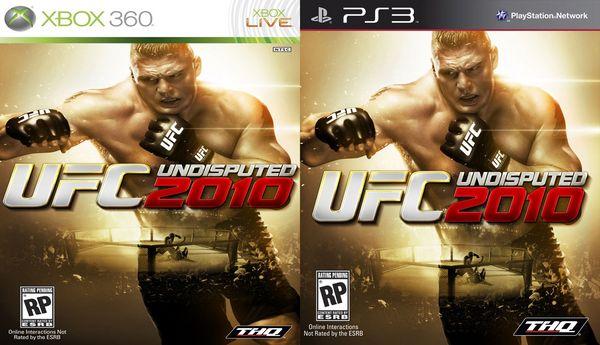UFC Undisputed 2010, desde hoy a la venta este juego de lucha para Xbox 360, PS3 y PSP