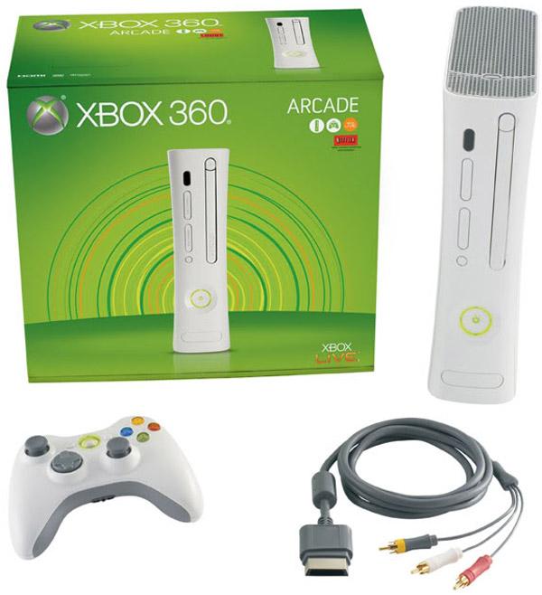 Xbox 360 Arcade y Xbox 360 Elite, desde hoy y por tiempo limitado a 150 euros y 200 euros