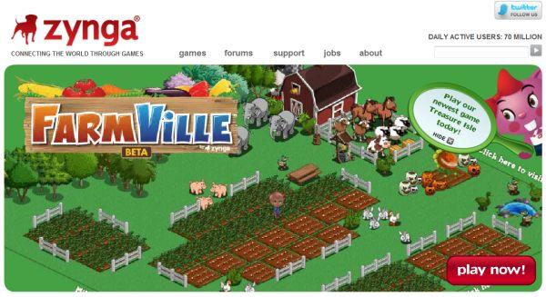 Facebook y Zynga, el desarrollador de FarmVille, hacen las paces