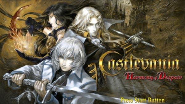 Castlevania: Harmony of Despair, la saga de matavampiros se vuelve multijugador