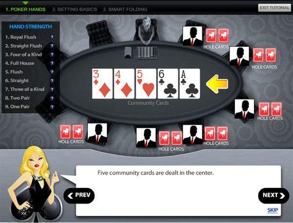 Texas Hold'em Poker, juega gratis al poker desde Facebook