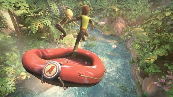 Kinect, detalle de los primeros juegos del nuevo periférico de Xbox 360
