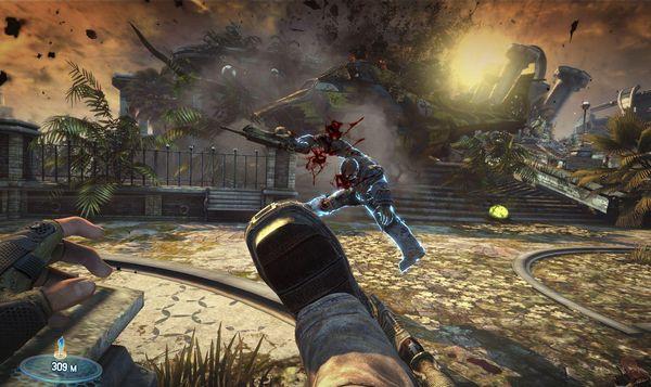 E3 2010, BulletStorm: Este shooter en primera persona de Epic saldrá en febrero de 2011