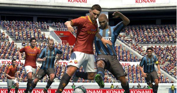PES 2011, primeras imágenes de Pro Evolution Soccer 2011 de Konami