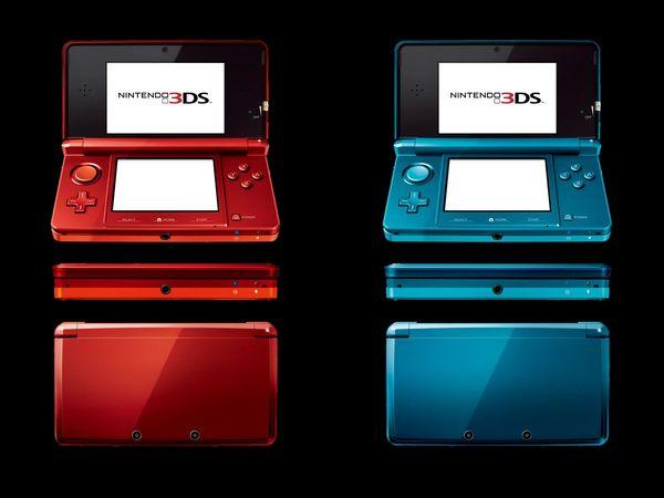 E3 2010, Nintendo presenta la 3DS su nueva consola portátil