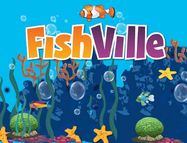FishVille, juega gratis en Facebook con esta pecera virtual de los creadores de FarmVille