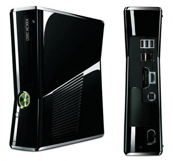 E3 2010, Microsoft presenta la nueva Xbox 360 Slim, detalles y fecha de salida en Europa