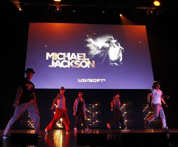 E3 2010, Ubisoft anuncia oficialmente un videojuego de Michael Jackson