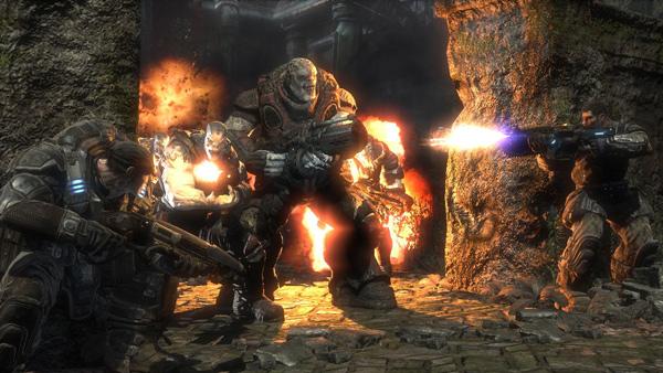 E3 2010 Gears of War 3, vídeo de las primeras misiones del juego para descargar gratis