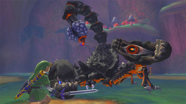 E3 2010 The Legend of Zelda: Skyward Sword, desvelado el tráiler para ver y descargar gratis