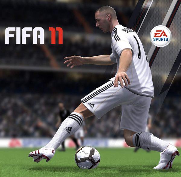 FIFA 11, primeros detalles e imágenes del próximo juego de fútbol de EA