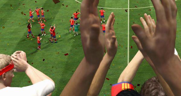 España vs Honduras, España gana a Honduras en su segundo partido del Mundial de Sudáfrica 2010