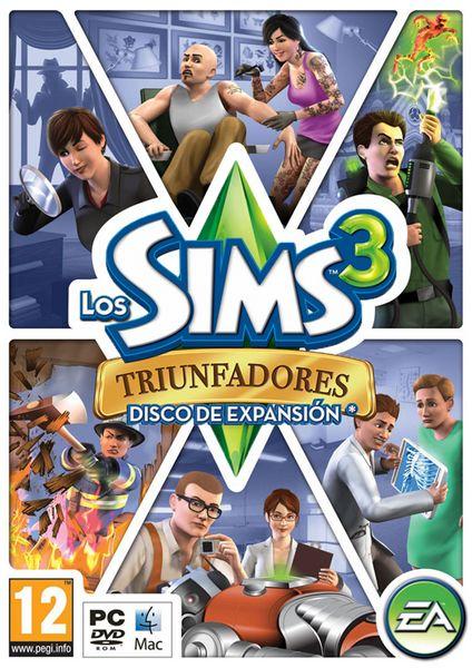 Los Sims 3, Triunfadores: Ya puedes comprar esta expansión de Los Sims 3 para PC