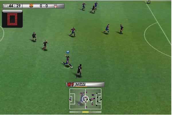 PES 2010 para iPhone y iPod Touch, una versión limitada del juego llega a la App Store