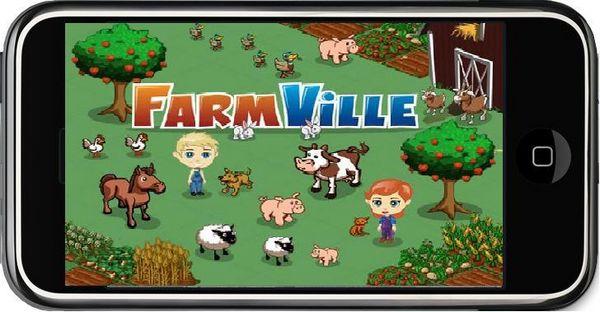 Farmville llega al nuevo iPhone 4, el popular juego de Facebook se adapta al nuevo iPhone 4