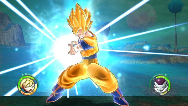 Dragon Ball Raging Blast 2, nuevos detalles y personajes del juego