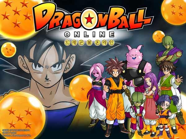Dragon Ball Online, últimos datos del nuevo juego por Internet basado en Bola de Dragón