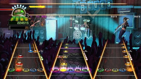 Lady Gaga, Maroon 5 y Rihanna en el nuevo contenido descargable para Guitar Hero y DJ Hero