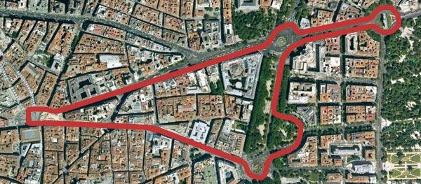 Circuito De Madrid Gran Turismo 5 : Gran turismo madrid el simulador tendrá un circuito