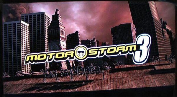 MotorStorm 3, primeras imágenes de este juego de conducción extrema